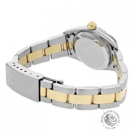 1873P Rolex Ladies Oyster Perpetual back