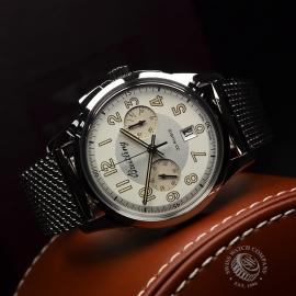 BR21076S Breitling Transocean Chronograph 1915 Close10