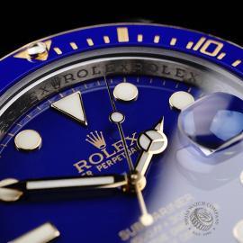 RO22037S Rolex Submariner Date Close5
