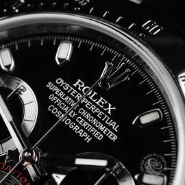 RO22183S Rolex Cosmograph Daytona Close4 1
