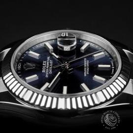 RO22310S Rolex Datejust 41 Close 6