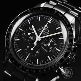 OM21219S Omega Speedmaster Professional Moonwatch (Special Presentation Case) Close2