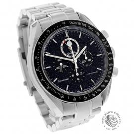 OM22648S Omega Speedmaster Moonphase Chronograph Dial