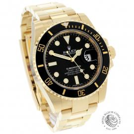 RO22317S Rolex Submariner Date 18ct Yellow Gold Dial