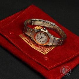 CA20772S Cartier Santos Octagon Box 1