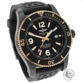 BR22775S Breitling Superocean 46 Blacksteel Dial