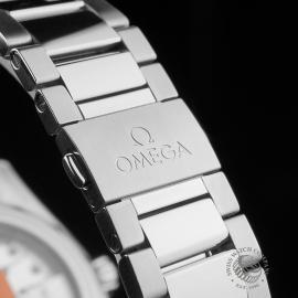 OM22669S Omega Seamaster Aquaterra Worldtime Close7