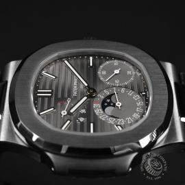 PT21241S Patek Philippe Nautilus 18ct White Gold Close8 1