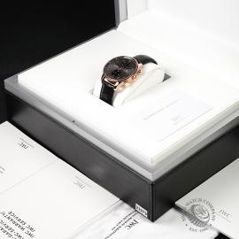 IW21979S IWC Portuguese 18ct Chronograph Box