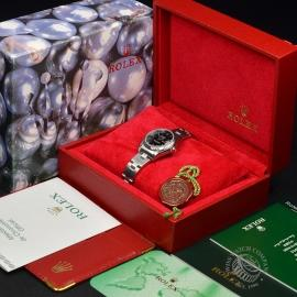 RO21215S Rolex Ladies Datejust Box