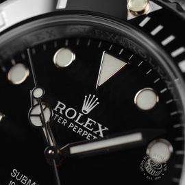RO21285S Rolex Submariner Non Date Close5 1