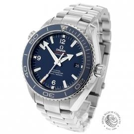 Omega Seamaster Planet Ocean 600m Co Axial Liquid Metal