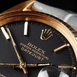 RO-646F Rolex Datejust 18ct Close 3