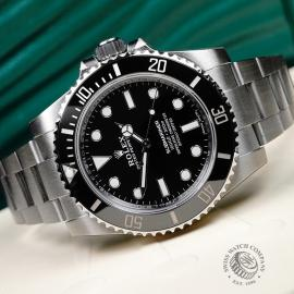RO21761S Rolex Submariner Non Date Close10