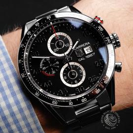 TA22256S- Tag Heuer Carrera Wrist