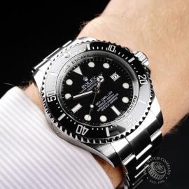 RO22290S Rolex Sea Dweller DEEPSEA MK 1 Wrist