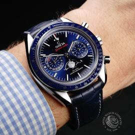 OM1923P Omega Speedmaster Moonphase Co-Axial Wrist