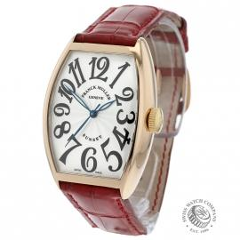 Franck Muller Sunset 18ct Rose Gold