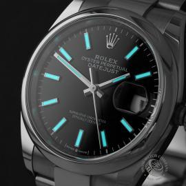 RO22542S Rolex Datejust 36 Close1