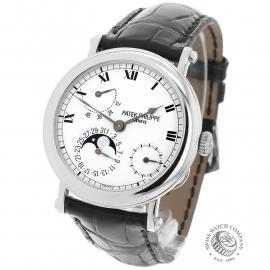 PK1912P Patek Philippe Calatrava Complications Back