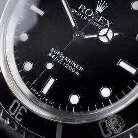 RO21394S Rolex Vintage Submariner 5513 Close6 1
