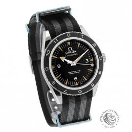 21510S Omega Seamaster 300 Master Co Axial SPECTRE Limited Edition Dial