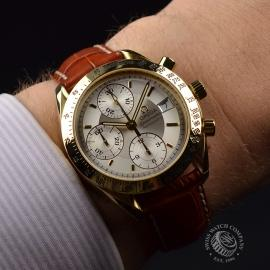 OM20997S Omega Speedmaster Date Wrist