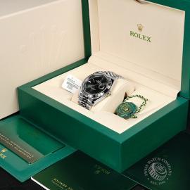 RO22173S Rolex Datejust 41 Unworn Box