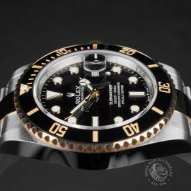 RO22597S Rolex Submariner Date Unworn Close6