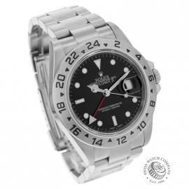 21351S Rolex Explorer II Dial