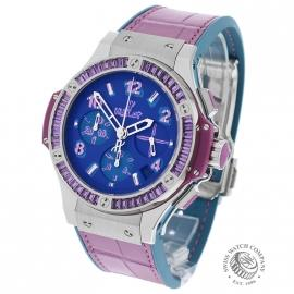 Hublot Big Bang Pop Art Steel Purple Limited Edition