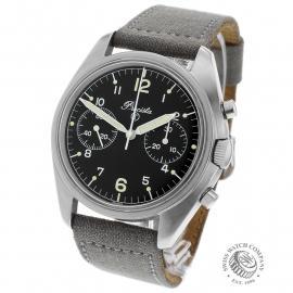 PR766F Precista Vintage R.A.F. Pilots Chronograph Back
