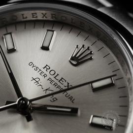 RO22258S Rolex Air King Close 3