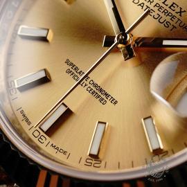RO22160S Rolex Datejust 41 Close4 1