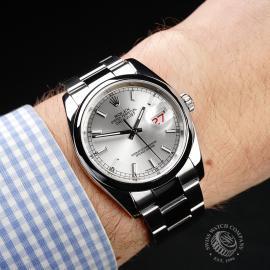 RO22164S Rolex Datejust 36 Wrist