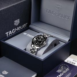 TA-22166S Tag Heuer Ladies Aquaracer Ceramic Unworn Box