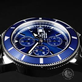 BR21864S Breitling Superocean Heritage 46 Chronograph Close6