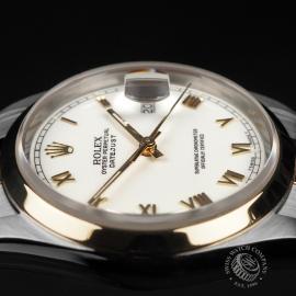 RO22307S Rolex Datejust 36 Close6