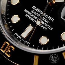 RO22266S Rolex Submariner Date Close 4