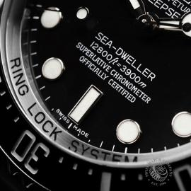 RO22290S Rolex Sea Dweller DEEPSEA MK 1 Close 4