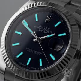 RO21703S Rolex Datejust 41 Close1