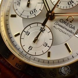 OM20997S Omega Speedmaster Date Close5