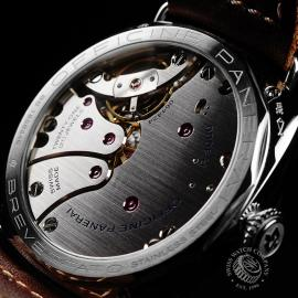 PA21873S Panerai Radiomir 3 Days Acciaio Brevettato Close9