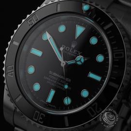 RO21854S Rolex Submariner Non Date Close1