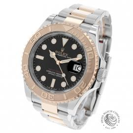 21427S Rolex Yachtmaster 40mm Back