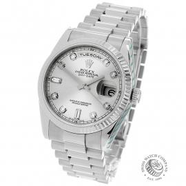 Rolex Day-Date 18ct white gold