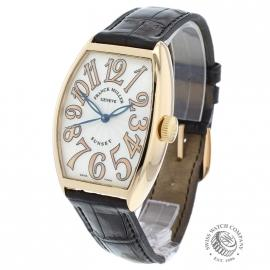 Franck Muller Sunset 18ct Gold