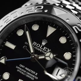 RO21126S Rolex GMT Master II - 2019 Model Close5 1