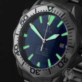 OM22534S Omega Seamaster Professional Titanium Close1