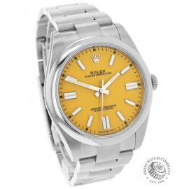 RO22043S Rolex Oyster Perpetual 41 Dial